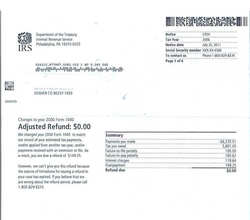 IRS Notice CP24 | Understanding IRS Notice CP-24- Payment do not match